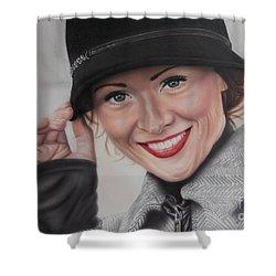 Hat Shower Curtain