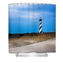 Hatteras Morning Light Shower Curtain