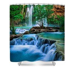 Havasu Paradise Shower Curtain
