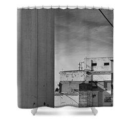 Hayden Ferry Flour Mill 07 Shower Curtain