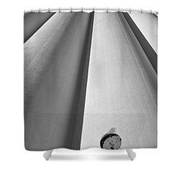 Hayden Ferry Flour Mills  Shower Curtain