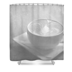 Shower Curtain featuring the photograph Hazy Morning Moments by Lisa Parrish