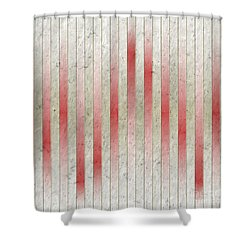 Shower Curtain featuring the digital art Heartbeat by Darla Wood