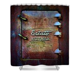 Heatarola Shower Curtain by Newel Hunter