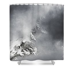 Shower Curtain featuring the photograph Heaven For A Moment by Nick  Boren