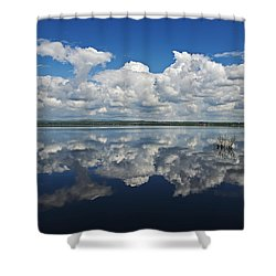 Heaven On Earth... Shower Curtain