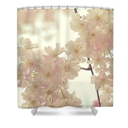 Shower Curtain featuring the photograph Heavenly... by Rachel Mirror