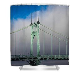 Heaven's Gate Shower Curtain