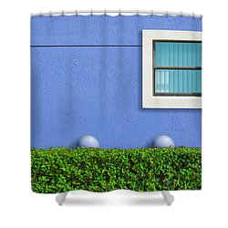 Hedge Fund Shower Curtain
