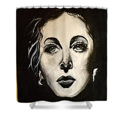 Hedi Shower Curtain by Sandro Ramani
