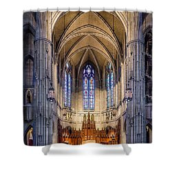Heinz Chapel - Pittsburgh Pennsylvania Shower Curtain