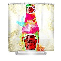 Heinz Shower Curtain