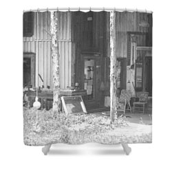 Helsabeck Home Shower Curtain