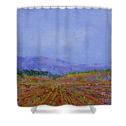 Henderson Farm Shower Curtain