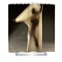 Shower Curtain featuring the photograph Her Life Dance 03 by Arik Baltinester