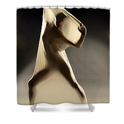 Her Life Dance 04 Shower Curtain