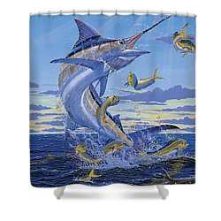 Her Majesty Off0028 Shower Curtain