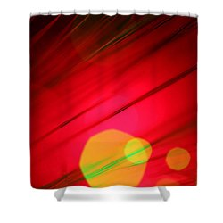 Here Comes The Sun Shower Curtain by Dazzle Zazz