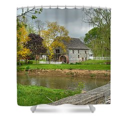 Herr's Mill Shower Curtain