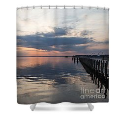 Shower Curtain featuring the photograph Hidden From View by Arlene Carmel