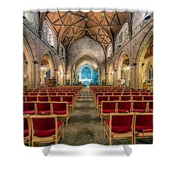 Hidden Gem Shower Curtain by Adrian Evans