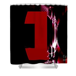 Hidden - Kristi Kruse Shower Curtain