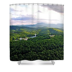 High Country 1 In Wnc Shower Curtain