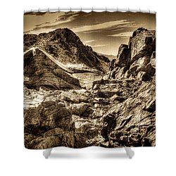 High Country Shower Curtain