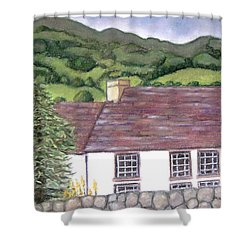 Highland Farmhouse Shower Curtain