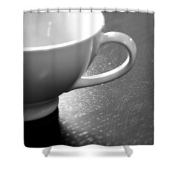 Highlight Of The Day Shower Curtain by Lisa Parrish