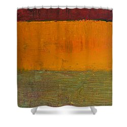 Highway Series - Grasses Shower Curtain