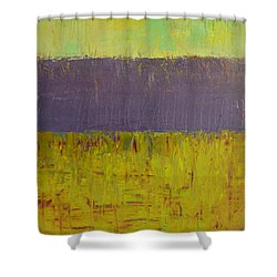Highway Series - Lake Shower Curtain