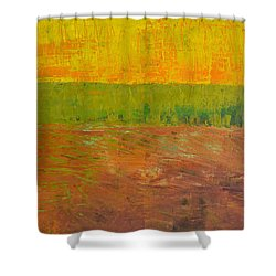 Highway Series - Soil Shower Curtain