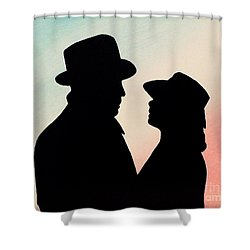 Hill Of Beans Shower Curtain
