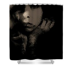 Shower Curtain featuring the photograph His Amusement Her Content  by Jessica Shelton