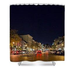 Historic Annapolis - Pano Shower Curtain