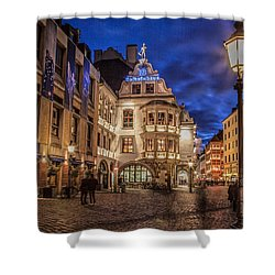 Hofbrauhaus Shower Curtain