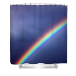 Hold On For Hope Shower Curtain by Amanda Barcon