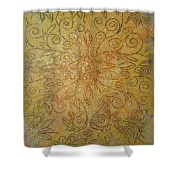 Home And Prosperity Shower Curtain
