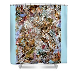 Honesty Shower Curtain by Jim Whalen