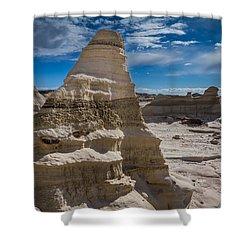 Hoodoo Rock Formations Shower Curtain
