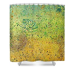 Hope Shower Curtain by D Renee Wilson