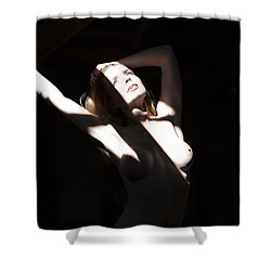 Hope Eternal Shower Curtain