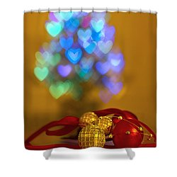 Hope Every Day Is A Happy New Year Shower Curtain by Evelina Kremsdorf