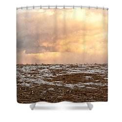 Hope For The Desolate Shower Curtain