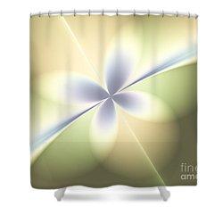 Hope On The Horizon Shower Curtain