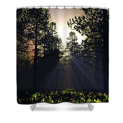 Hope Springs Eternal... Shower Curtain
