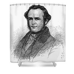 Horace Wells (1815-1848) Shower Curtain by Granger