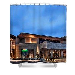Horseshoe Casino Cincinnati Shower Curtain