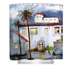 Hospitality House Shower Curtain